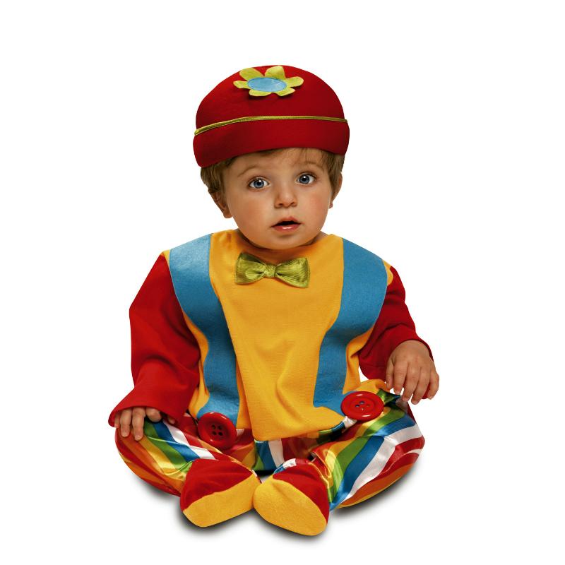 disfraz payaso bebé - DISFRAZ DE PAYASO BEBE