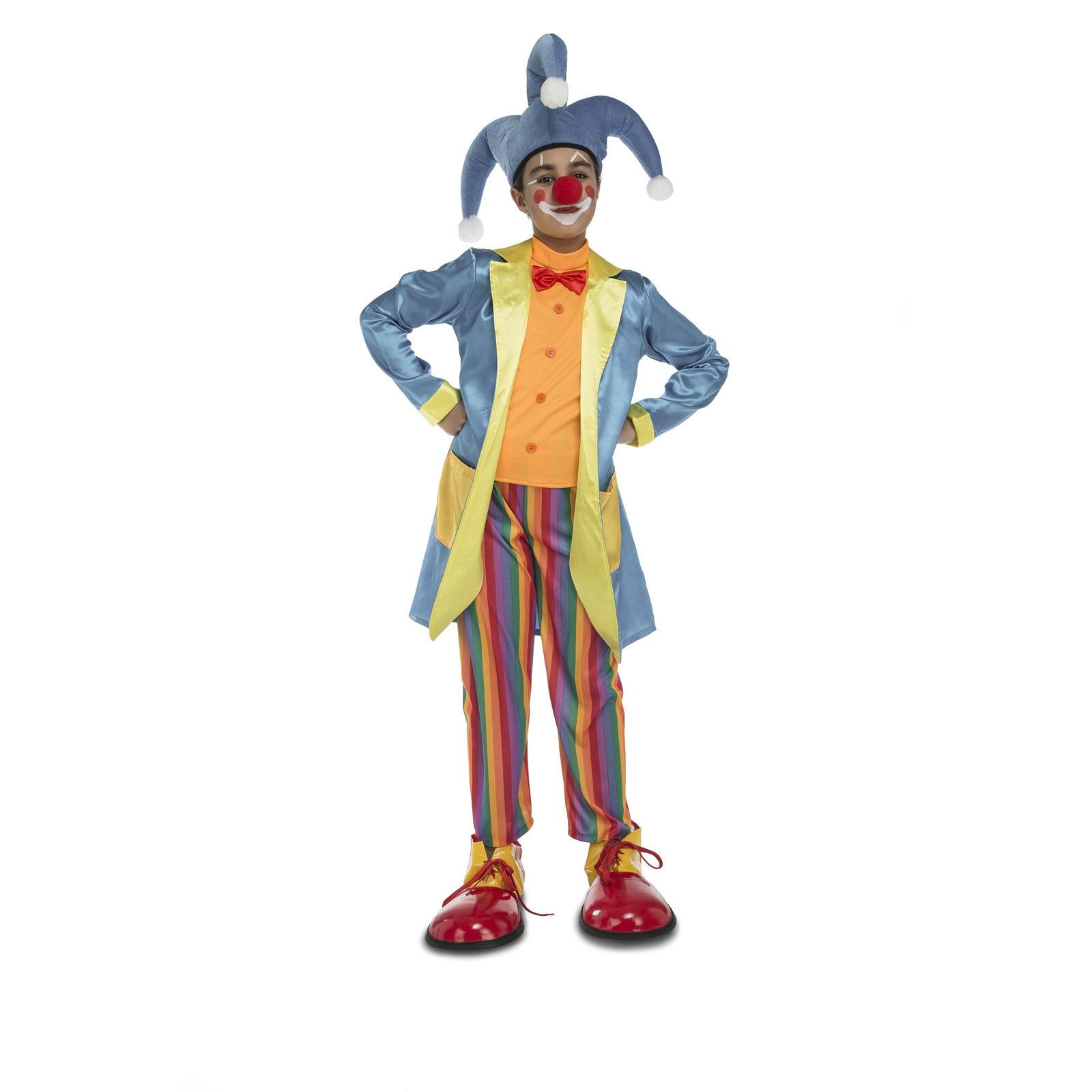 disfraz payaso con chaqueta niño 204897mom - DISFRAZ DE PAYASO CON CHAQUETA NIÑO