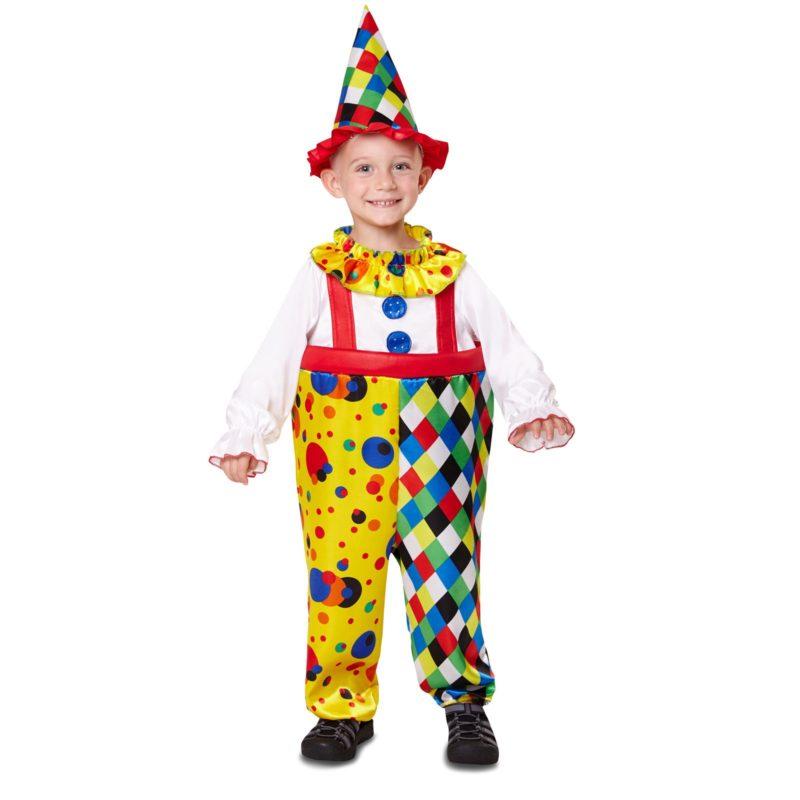 disfraz payaso infantil 2 800x800 - DISFRAZ DE PAYASO BEBE