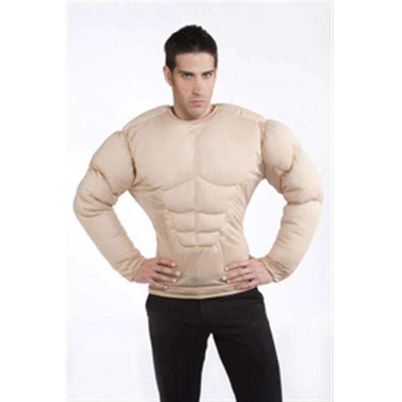 disfraz pecho musculoso - DISFRAZ DE PECHO MUSCULOSO