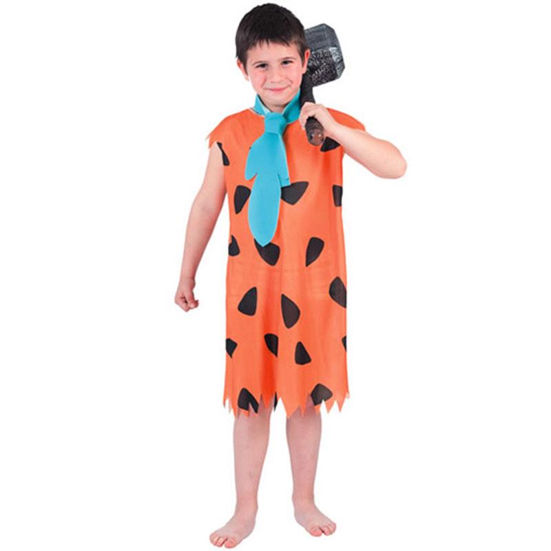 disfraz pedro picapiedra infantil - DISFRAZ DE PEDRO PICAPIEDRA NIÑO
