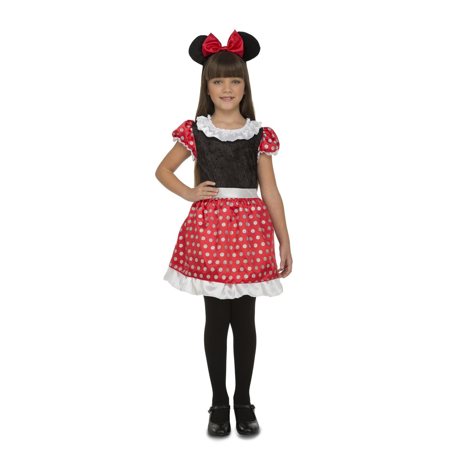 disfraz pequeña ratoncita niña 204119mom - DISFRAZ DE PEQUEÑA RATONCITA NIÑA
