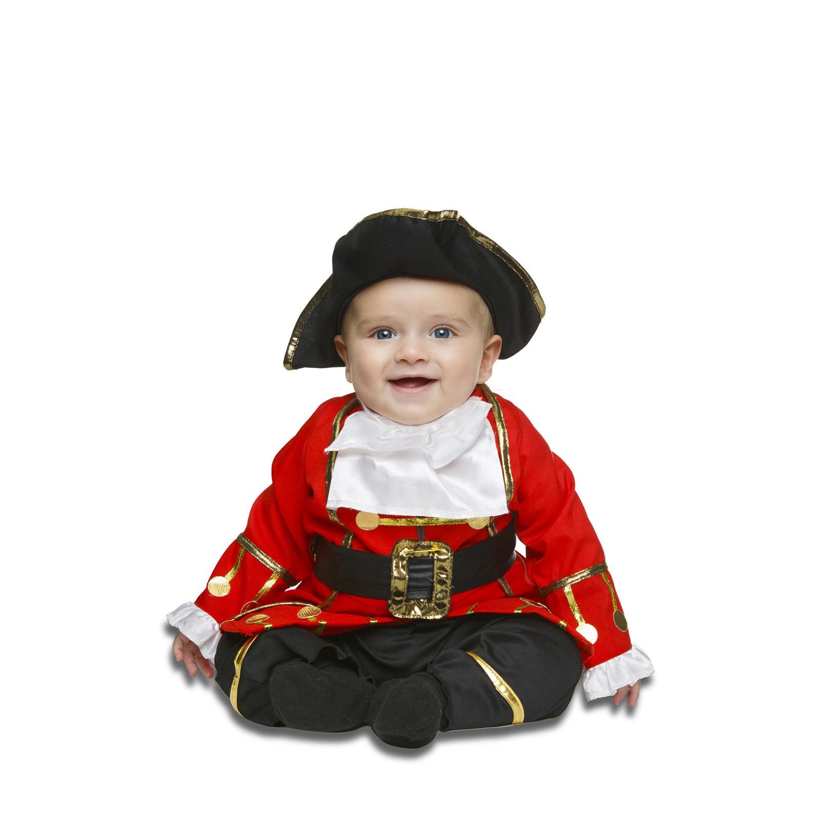 disfraz pequeño corsario bebé 204967mom - DISFRAZ DE PEQUEÑO CORSARIO BEBE