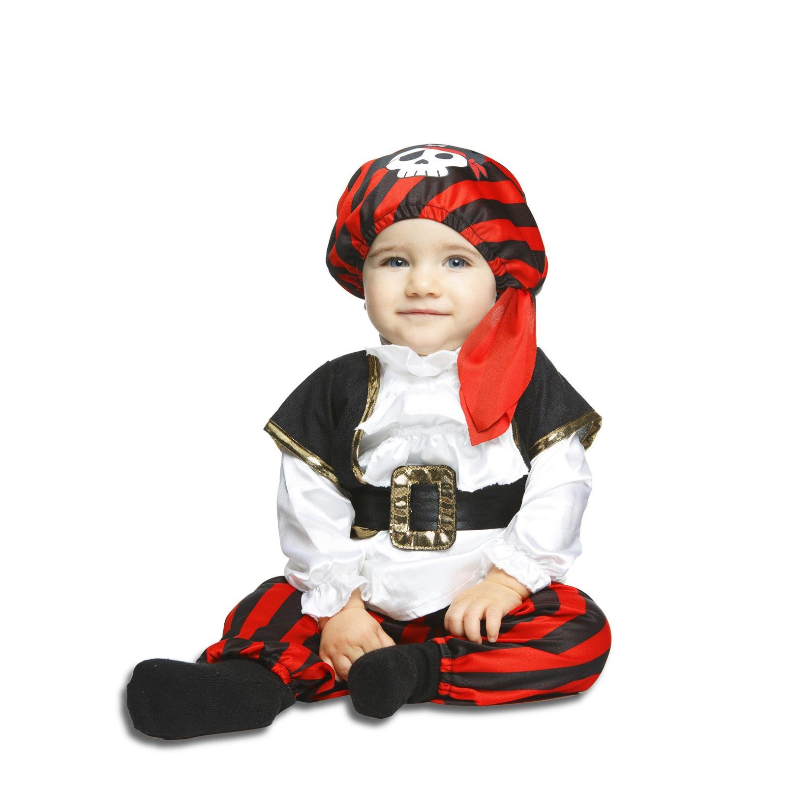 disfraz pequeño pirata bebé 203818mom - DISFRAZ DE PEQUEÑO PIRATA BEBE