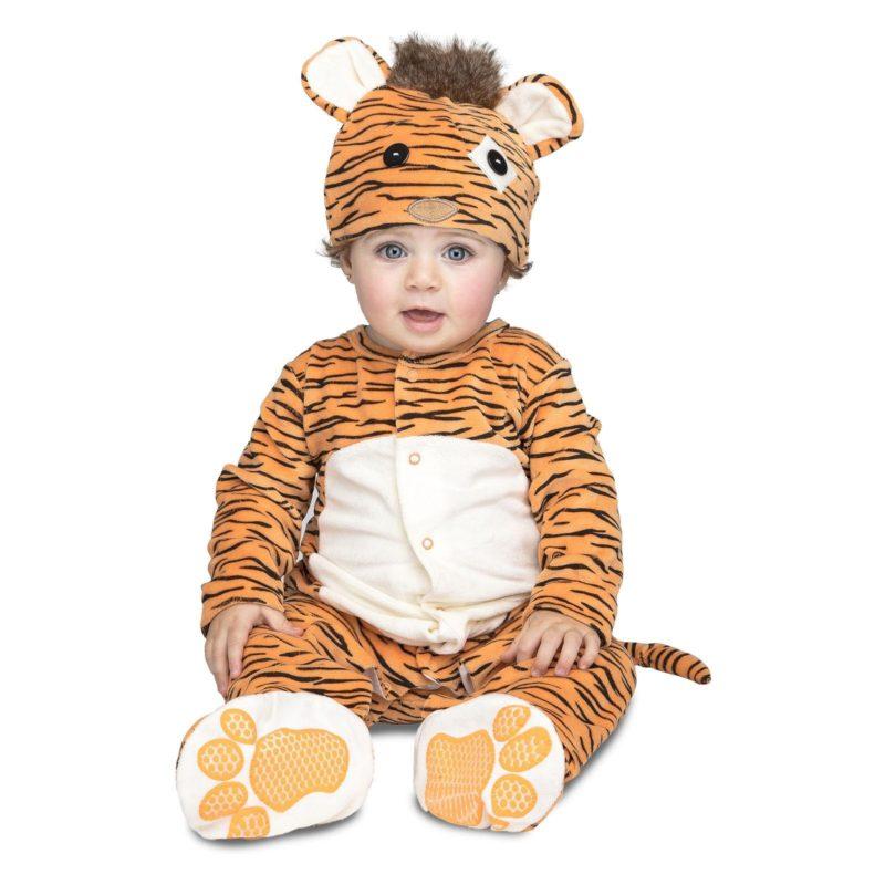 disfraz pequeño tigre bebé 800x800 - DISFRAZ DE PEQUEÑO TIGRE BEBE