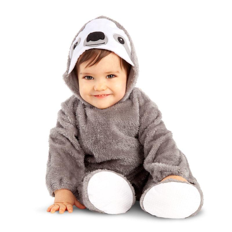 disfraz perezoso bebé 800x800 - DISFRAZ DE OSITO PEREZOSO BEBÉ