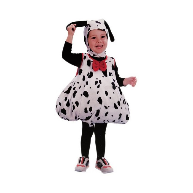 disfraz perrito motas infantil - DISFRAZ DE PERRITO DALMATA NIÑO