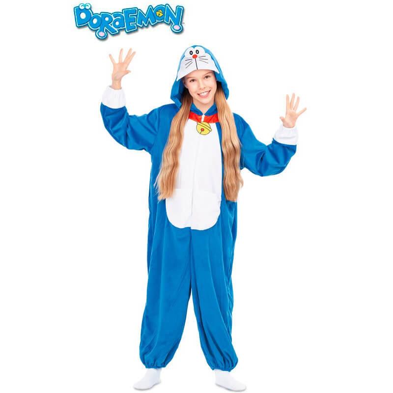 disfraz pijama de doraemon infantil 800x800 - DISFRAZ DE DORAEMON INFANTIL