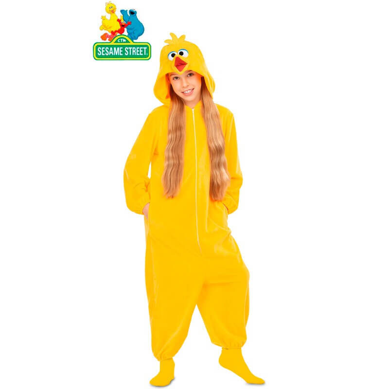 disfraz pijama de gallina caponata infantil 800x800 - DISFRACES NIÑA