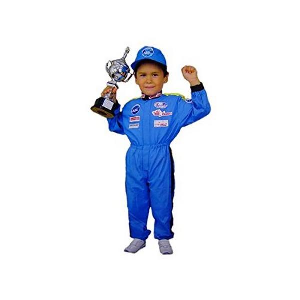 disfraz piloto carreras niño - DISFRAZ DE PILOTO CARRERAS NIÑO