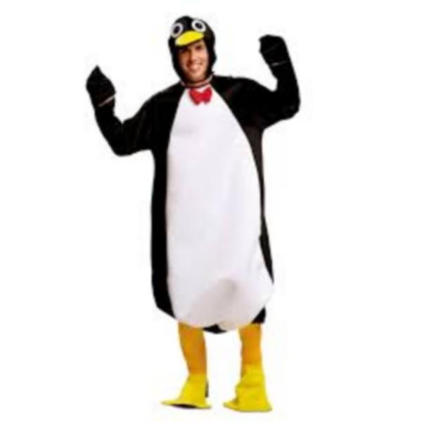 disfraz pinguino adulto - DISFRAZ DE PINGUINO ADULTO
