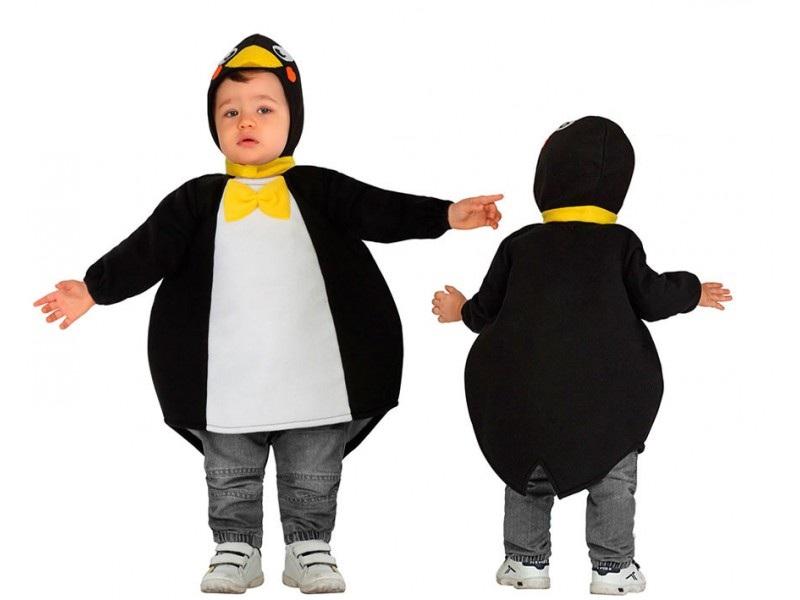 disfraz pinguino bebé - DISFRAZ DE PINGÜINO BEBE