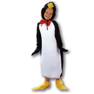 disfraz pinguino infantil - DISFRAZ DE PINGUINO INFANTIL
