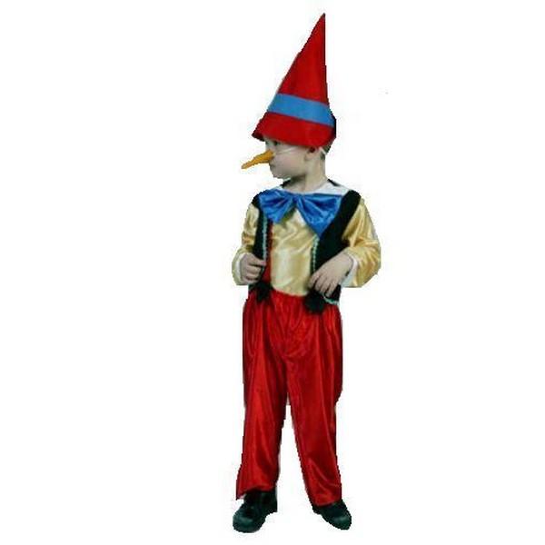 disfraz pinocho infantil 1 - DISFRAZ DE PINOCHO BEBE