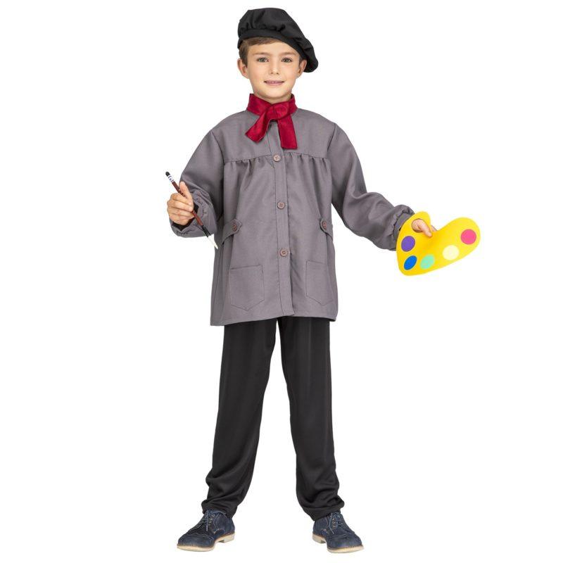 disfraz pintor infantil 800x800 - DISFRAZ DE PINTOR NIÑO