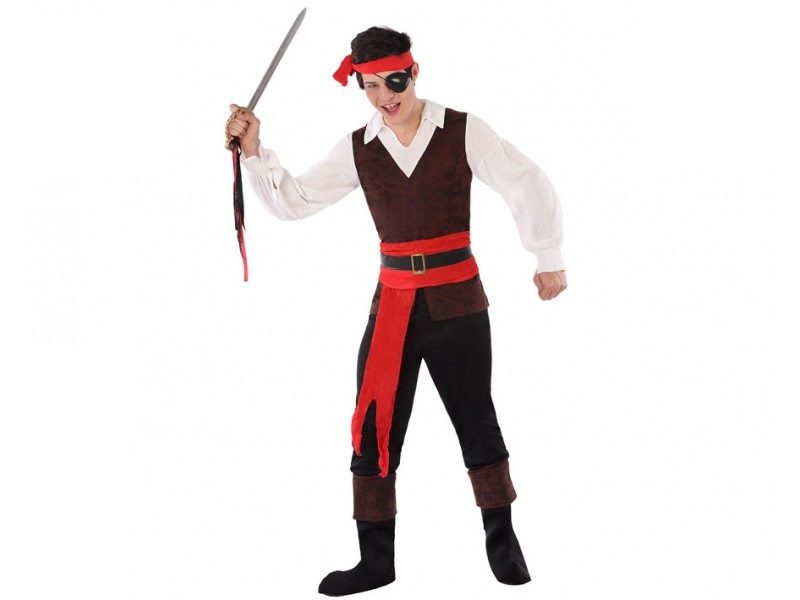 disfraz pirata adolescente 1 800x600 - DISFRAZ DE PIRATA ADULTO