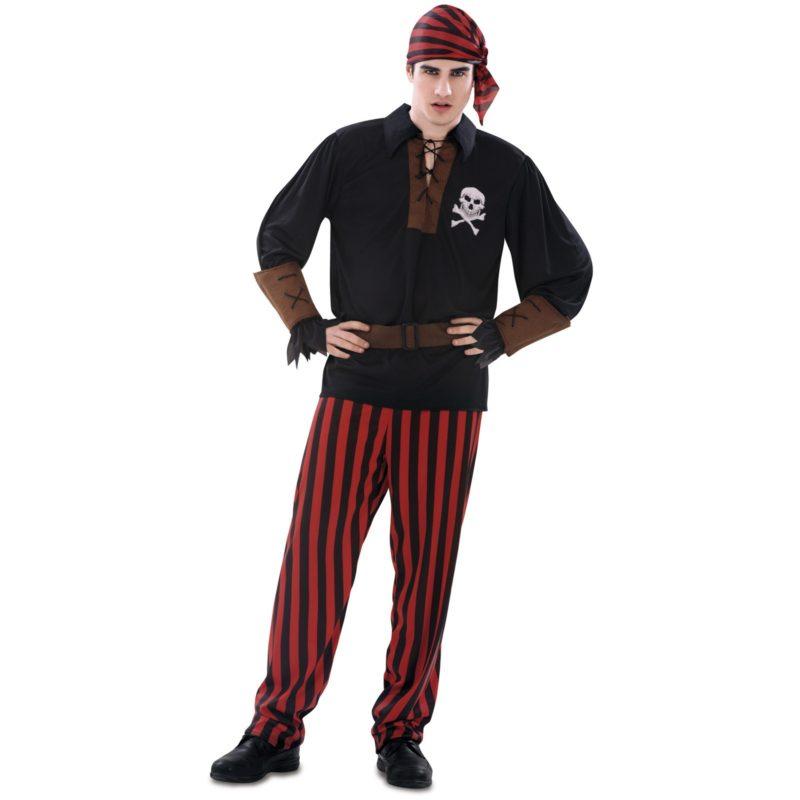 disfraz pirata bandana hombre 200625mom 800x800 - DISFRAZ DE PIRATA BANDANA HOMBRE