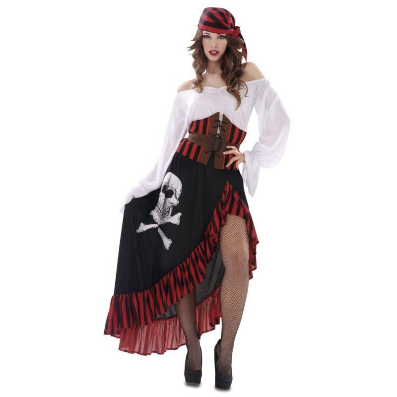 disfraz pirata bandana mujer 200626mom 800x800 - DISFRAZ DE PIRATA BANDANA MUJER