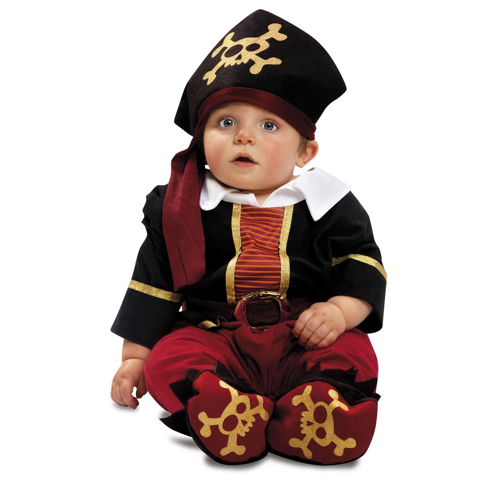 disfraz pirata bebé niño 203278mom - DISFRAZ DE PIRATA BEBE NIÑO