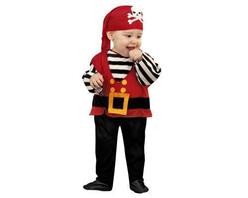 disfraz pirata bebé - DISFRAZ DE PIRATA BEBÉ