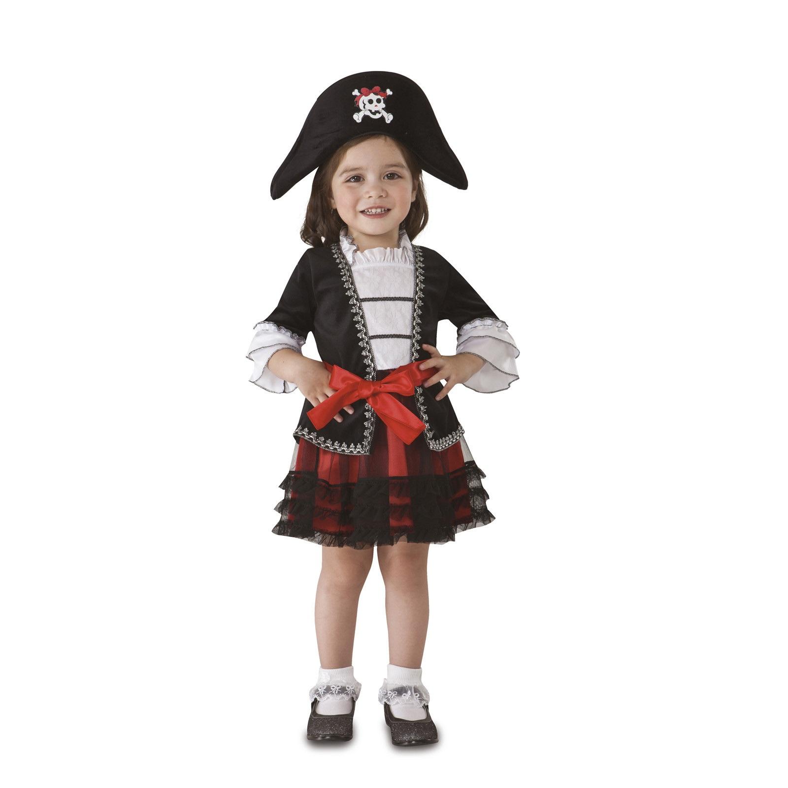 disfraz pirata doncella niña bebé 203190mom - DISFRAZ DE PIRATA DONCELLA BEBE NIÑA
