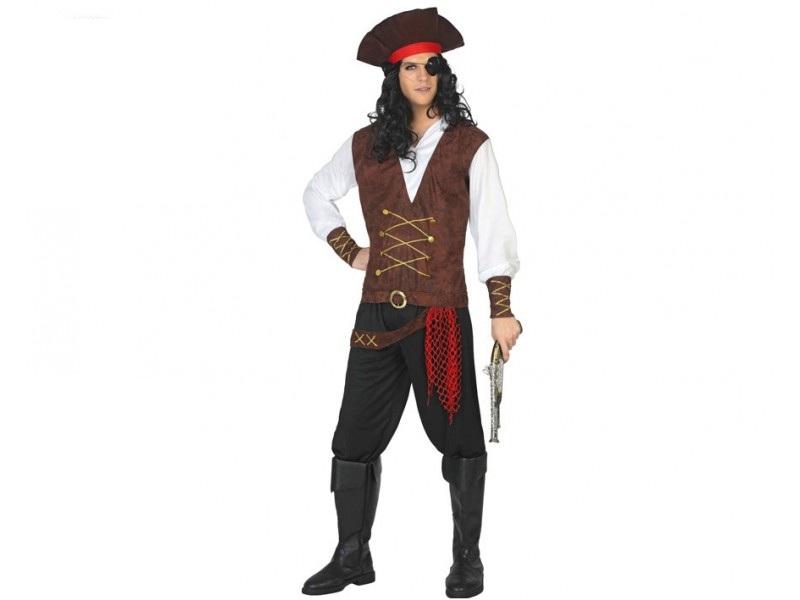 disfraz pirata hombre 3 - DISFRAZ DE PIRATA HOMBRE