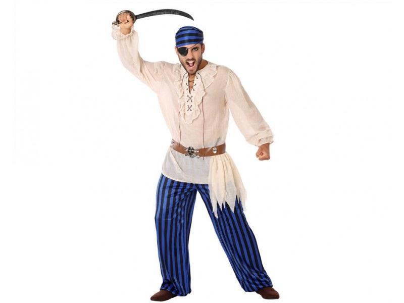 disfraz pirata hombre 4 - DISFRAZ DE PIRATA HOMBRE