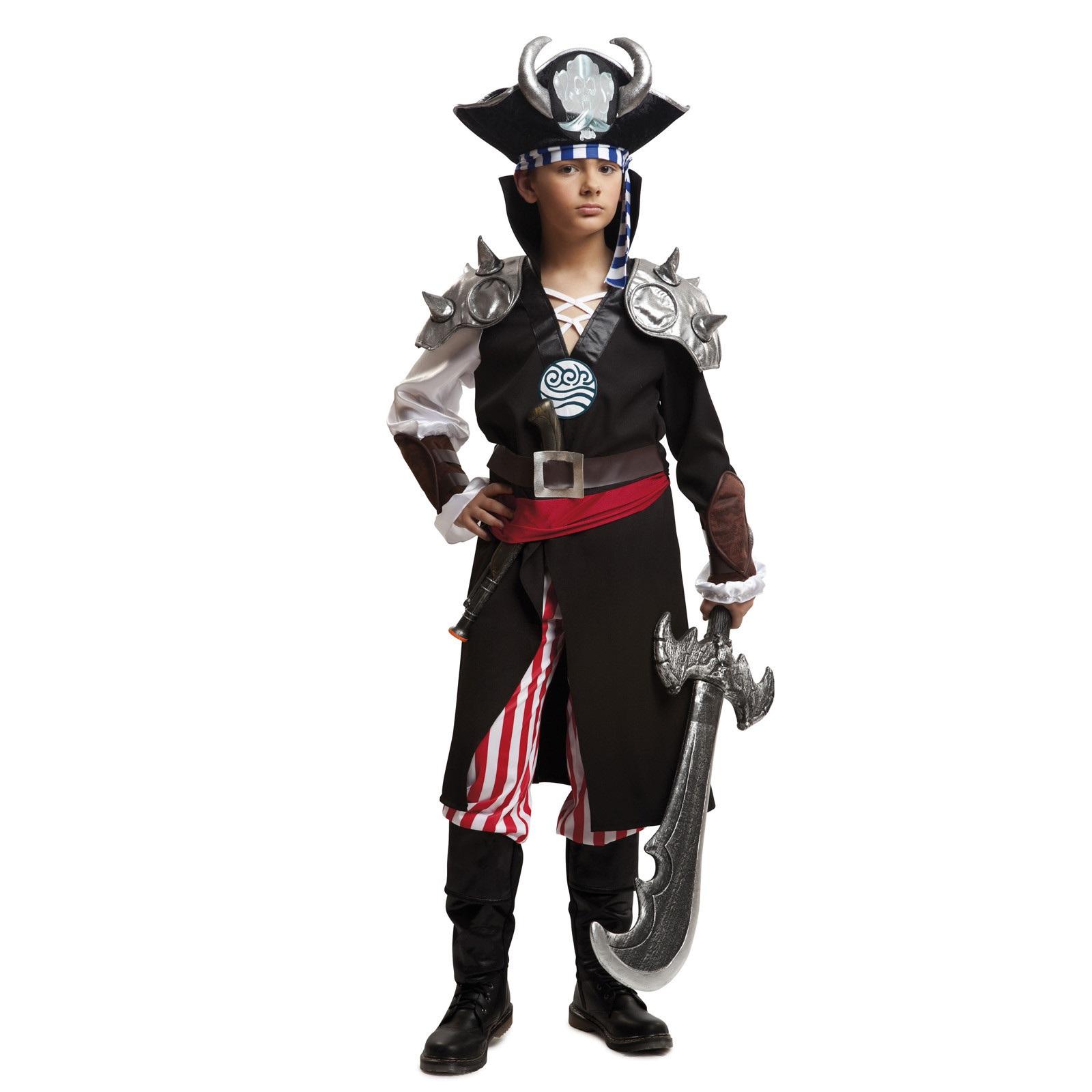disfraz pirata jack devil niño 205004mom - DISFRAZ DE VIDEOJUEGOS PIRATA  JACK DEVIL NIÑO