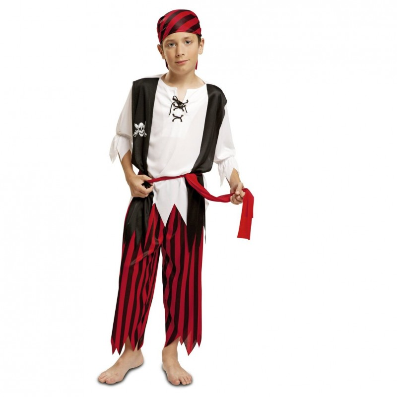 disfraz pirata niño - DISFRAZ DE PIRATA NIÑO
