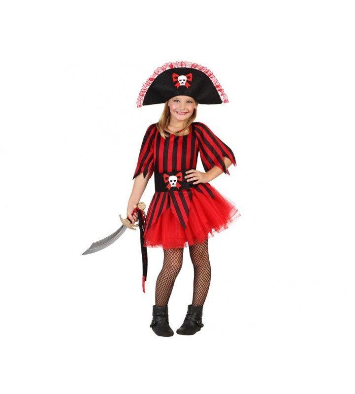 disfraz pirata nina 1 721x800 - DISFRAZ DE PIRATA NIÑA