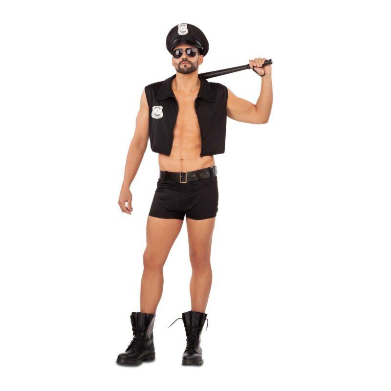 disfraz policia adulto 800x800 - DISFRAZ DE POLICIA SEXY ADULTO