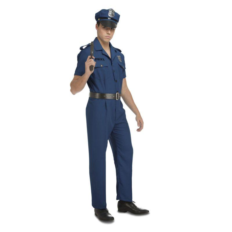 disfraz policia hombre 2 800x800 - DISFRAZ DE POLICIA ADULTO