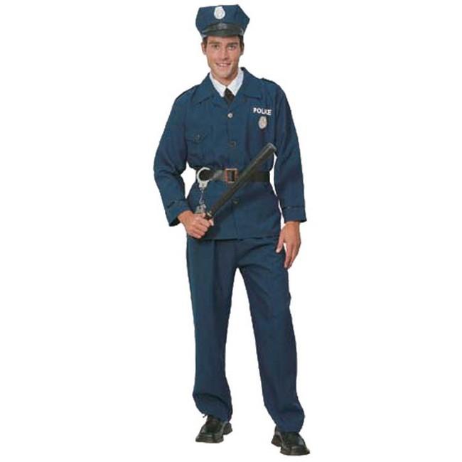 disfraz policia hombre - DISFRAZ DE POLICIA HOMBRE