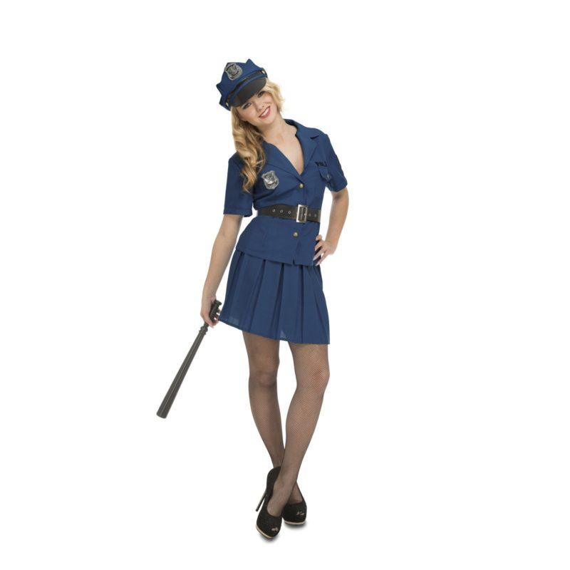 disfraz policia mujer. 800x800 - DISFRAZ DE  POLICIA MUJER