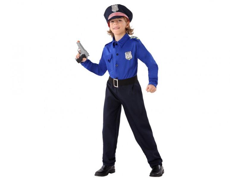 disfraz policia niño. - DISFRAZ DE POLICIA NIÑO