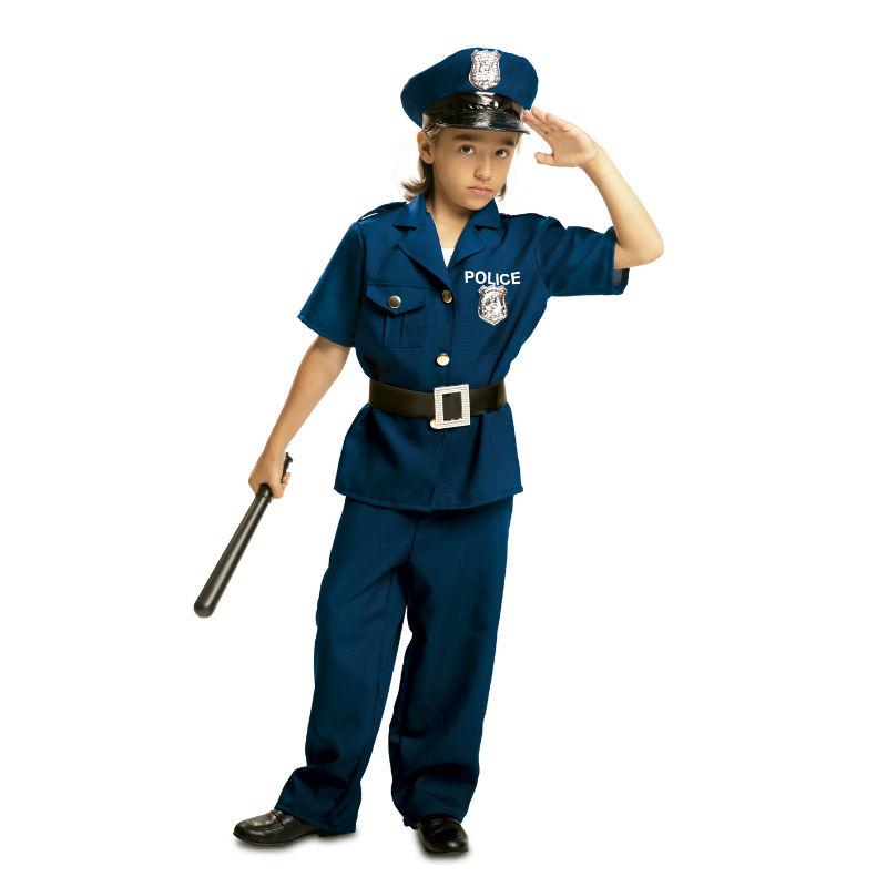 disfraz policia niño - DISFRAZ DE POLICIA NIÑO