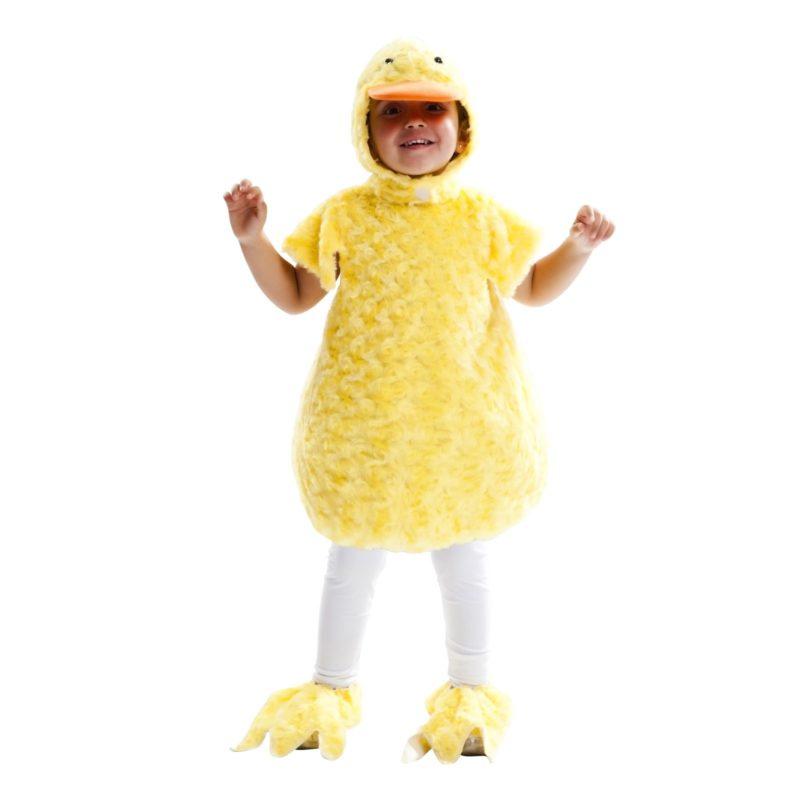 disfraz pollito amarillo infantil 800x800 - DISFRAZ DE POLLITO AMARILLO INFANTIL