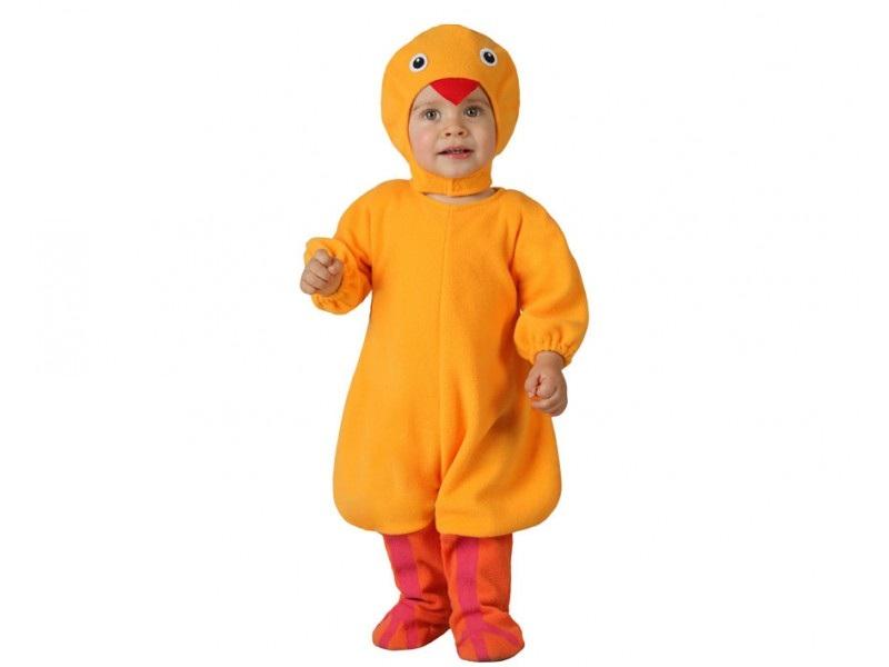 disfraz pollo bebé - DISFRAZ DE POLLO BEBE