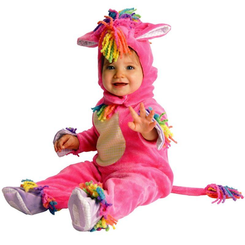 disfraz pony bebé - DISFRAZ DE PONY BEBÉ