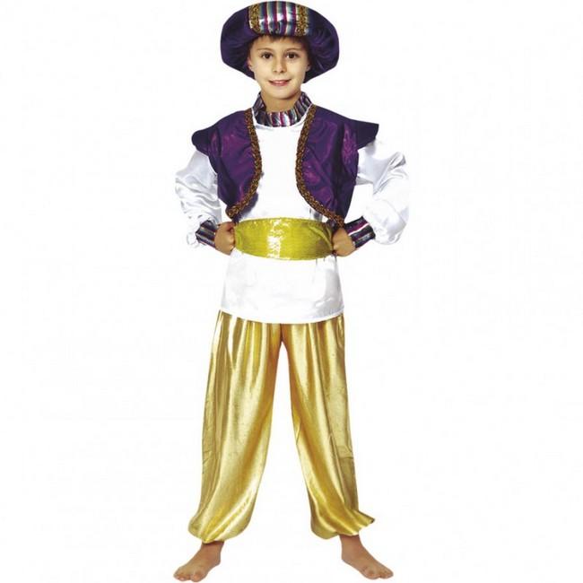 disfraz príncipe árabe niño - DISFRAZ DE PRINCIPE ARABE NIÑO