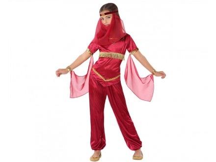 disfraz princesa árabe niña - DISFRAZ DE PRINCESA ÁRABE NIÑA