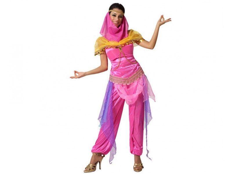 disfraz princesa arabe mujer 800x600 - DISFRACES MUJER