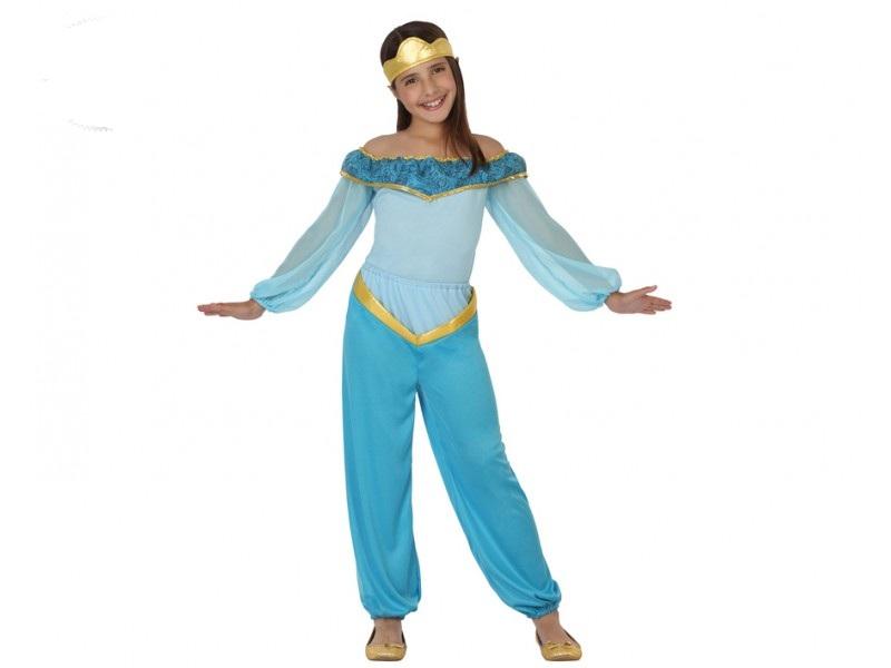 disfraz princesa arabe nina t - DISFRAZ DE PRINCESA ARABE NIÑA