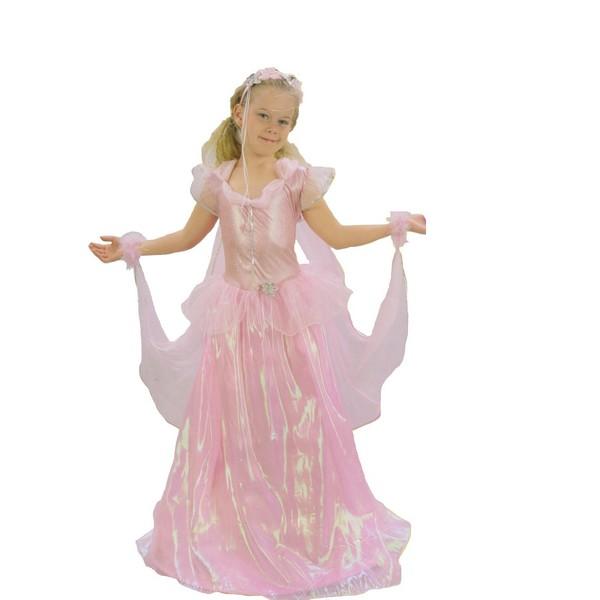 disfraz princesa brillo niña - DISFRAZ DE PRINCESA BRILLO NIÑA