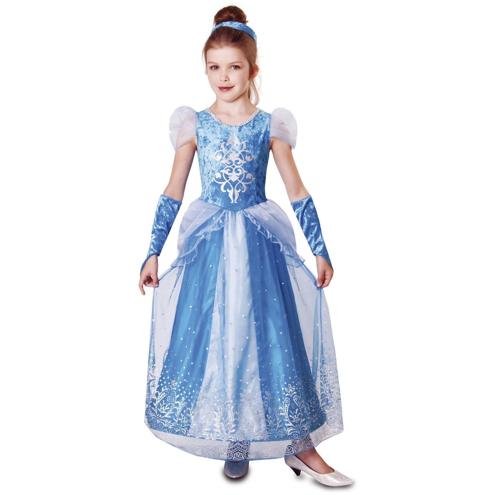 disfraz princesa del hielo niña 203167mom - DISFRAZ DE PRINCESA DEL HIELO NIÑA