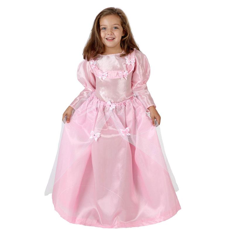 disfraz princesa flores infantil - DISFRAZ DE PRINCESA FLORES INFANTIL