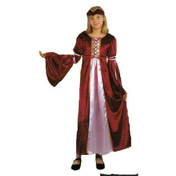 disfraz princesa medieval infantil - DISFRAZ DE PRINCESA RENACIMIENTO INFANTIL
