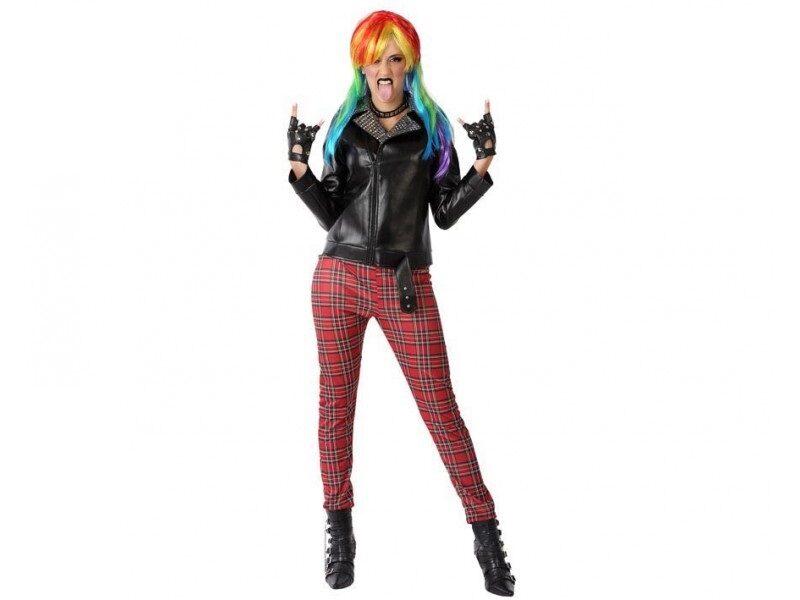 disfraz punky mujer 800x600 - DISFRACES MUJER