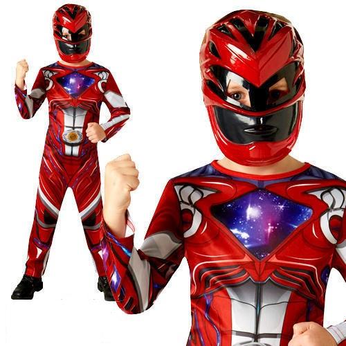 disfraz red ranger niño 630710. 1 - DISFRAZ DE POWER RANGER RED NIÑO
