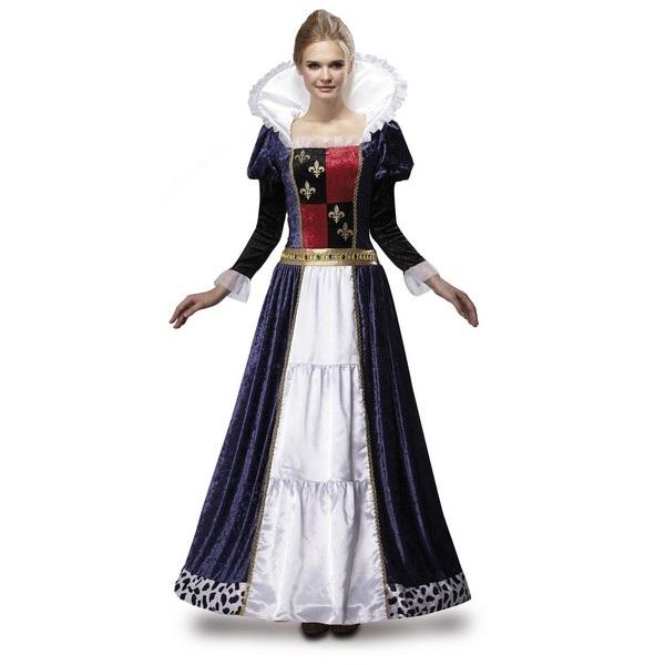 disfraz reina lujo mujer 201250mom - DISFRAZ DE REINA DE LUJO MUJER